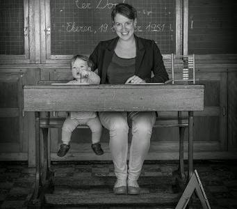 Annelies en Sam in de klas