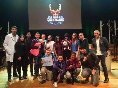 Strafste school stedelijk lyceum lamorinière Wild radio day trophy