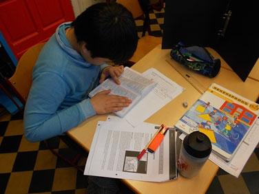 Zelfstandig leren in basisschool De Horizon